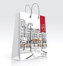 Paper Bag Print