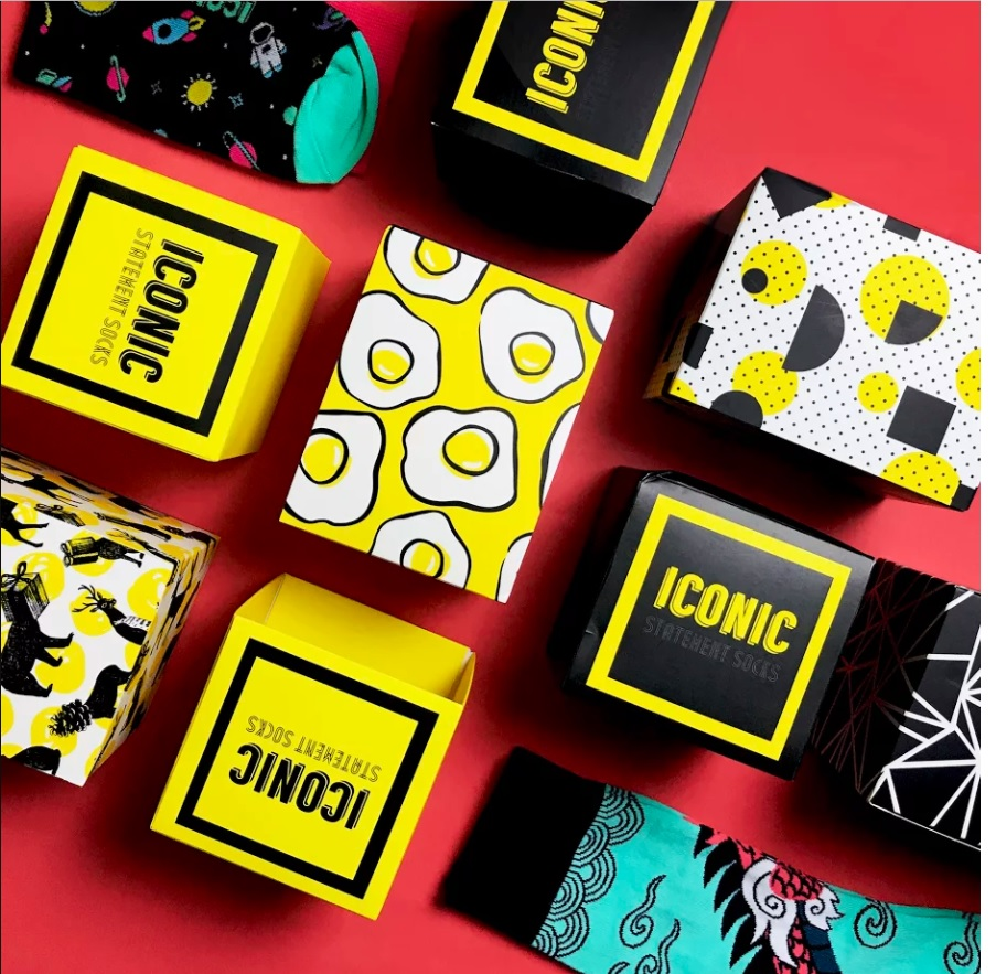 iconic box