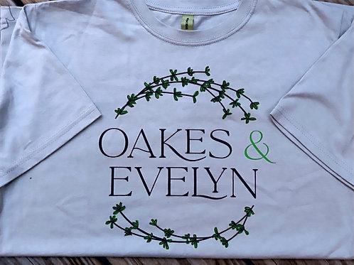 O&E Tan T-Shirt