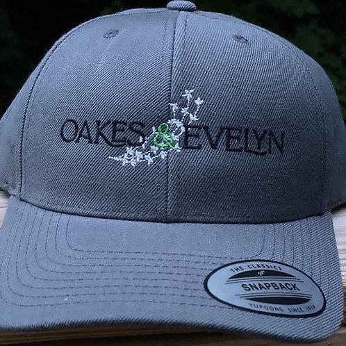 O&E Horizontal Logo Baseball Hat