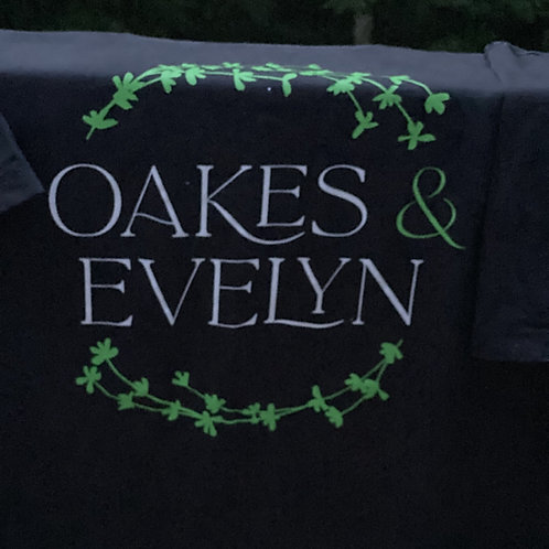 O&E Black T-Shirt