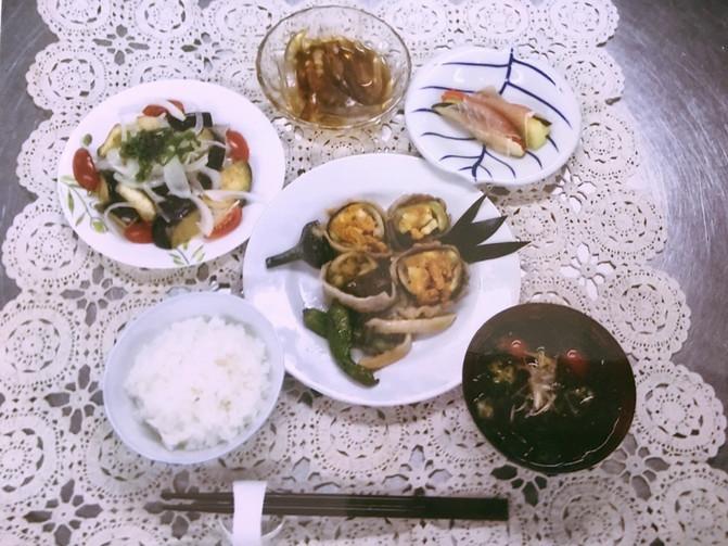 藤沢産水なすのおもてなし料理