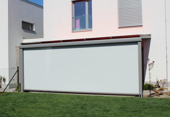 Pergola Murano Integrale + Zipex screen
