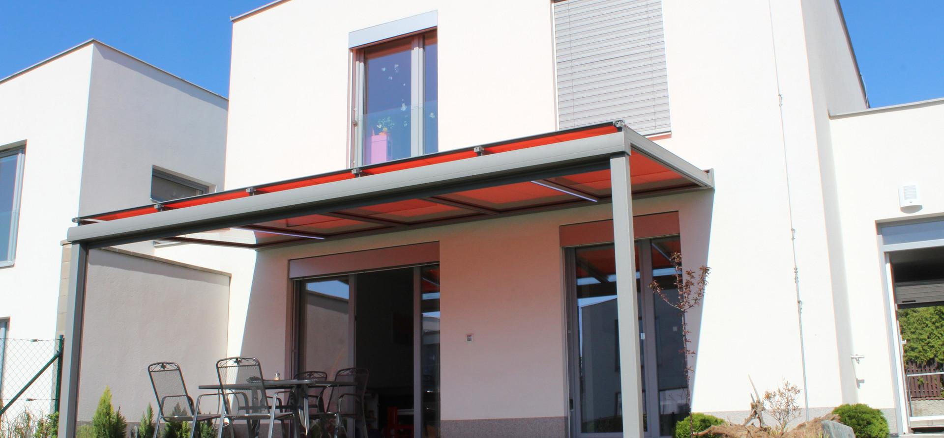 Pergola Murano Integrale s oranzovou lat