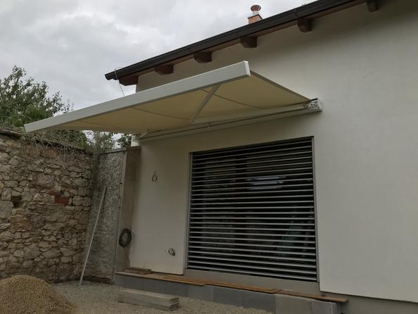 Kazetová markýza Trentino