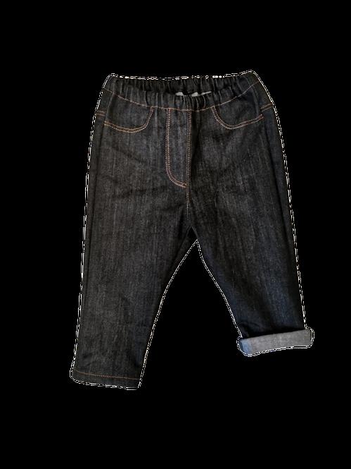 Jeans Malo 6 mois à 3 ans noir
