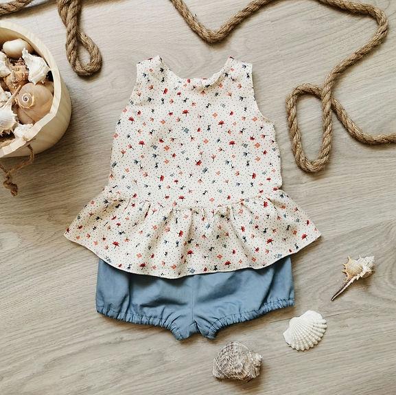 couture création vêtements bébés enfants