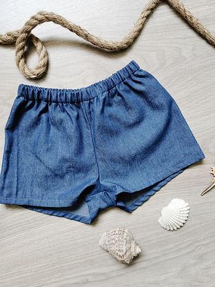 couture création vêtements bébés enfants valence auvergne Rhône alpes short bébés enfants