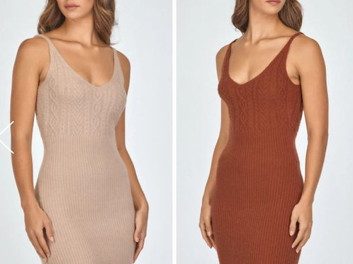Katherine Knitted Dress