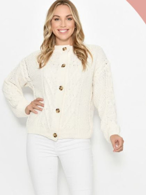 Cindy short cardigan