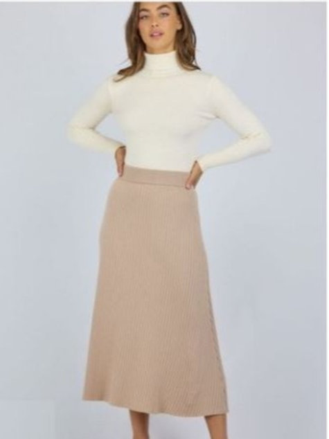 Tania Knitted Skirt