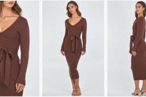 Vivian Knitted Dress