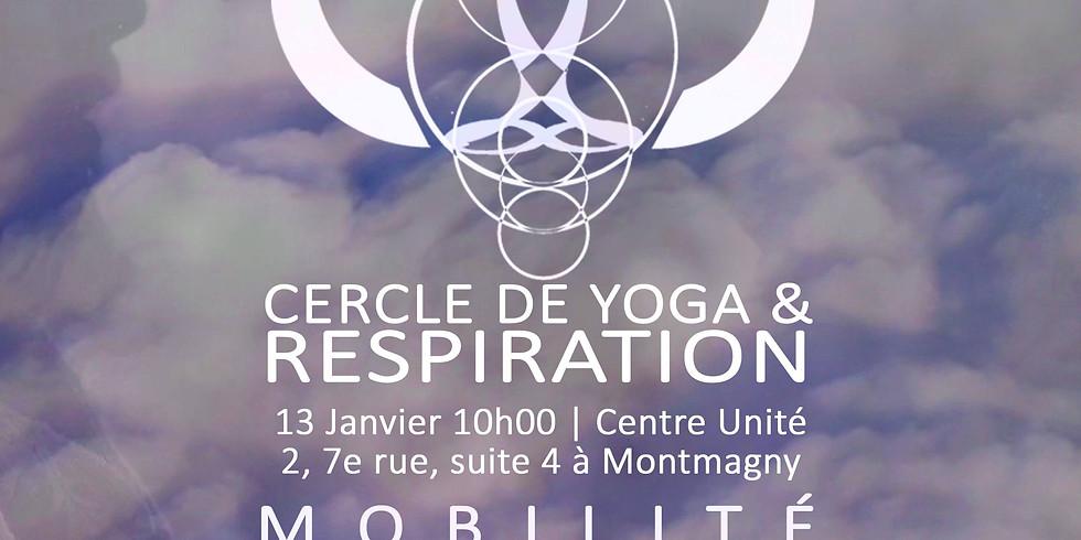 Cercle de Yoga & Respiration