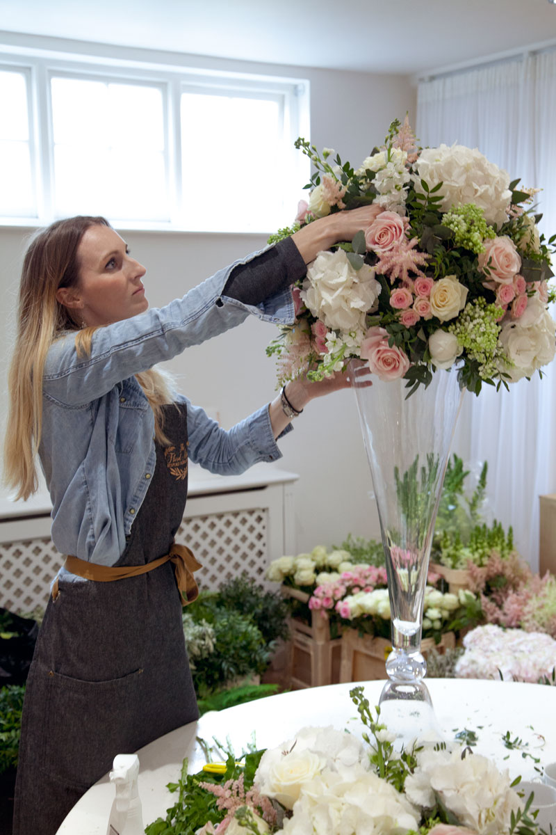 The Floral Artisan - Centre Piece