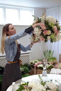 The Floral Artisan - Centre Piece