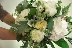 Wedding Bouquet Hand-Tied