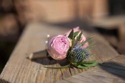 Buttonhole Pinks & Purples