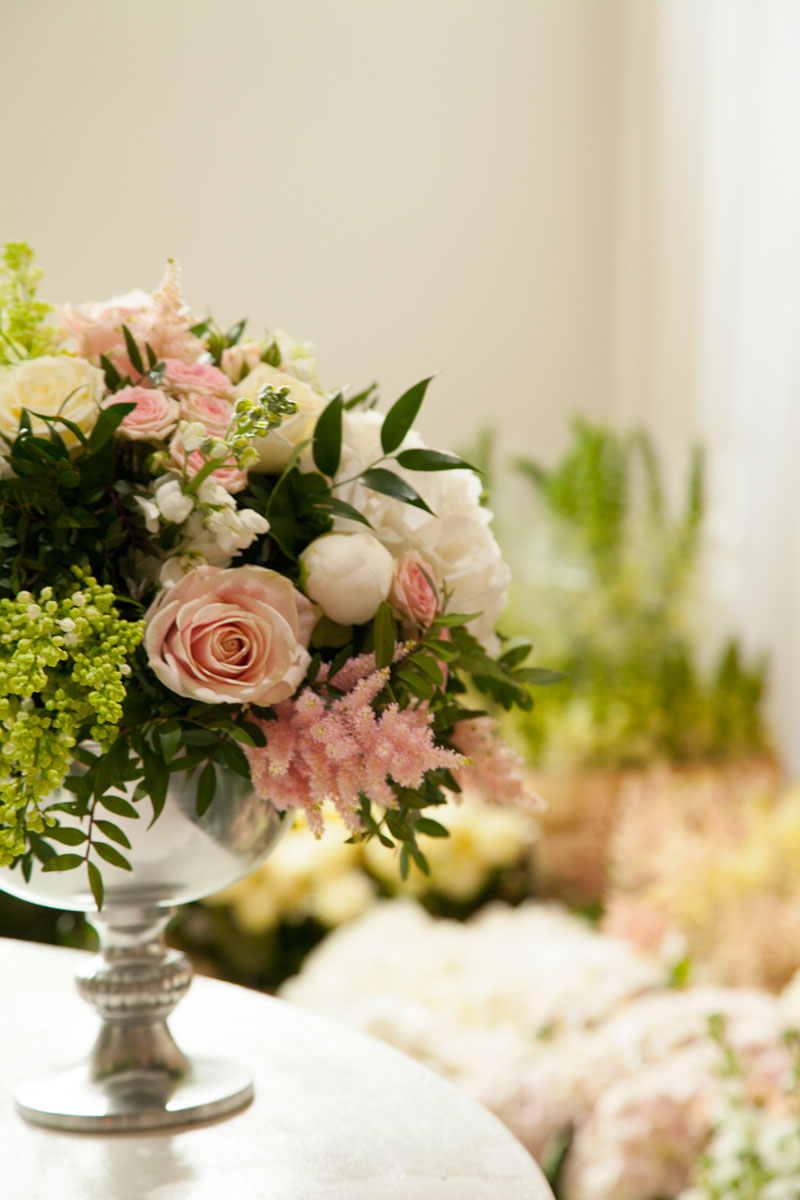 The Floral Artisan - Table Centres
