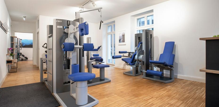 Praxis fuer Sporttherapie