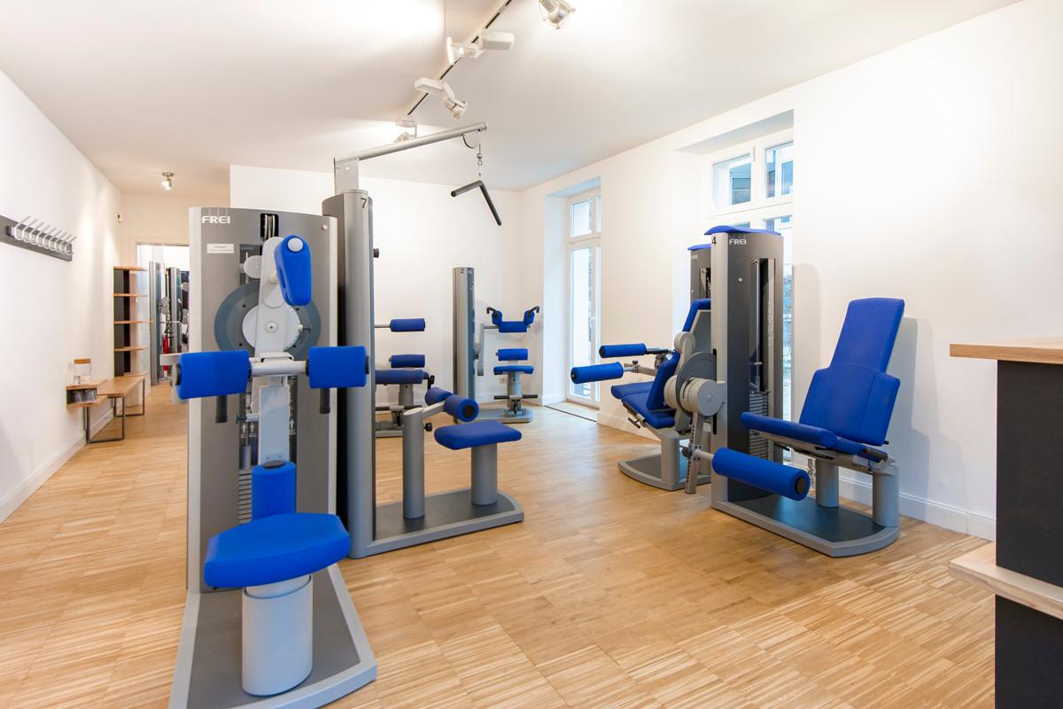 Trainingsmöglichkeiten bei Focus Vitalia in Berlin Zehlendorf