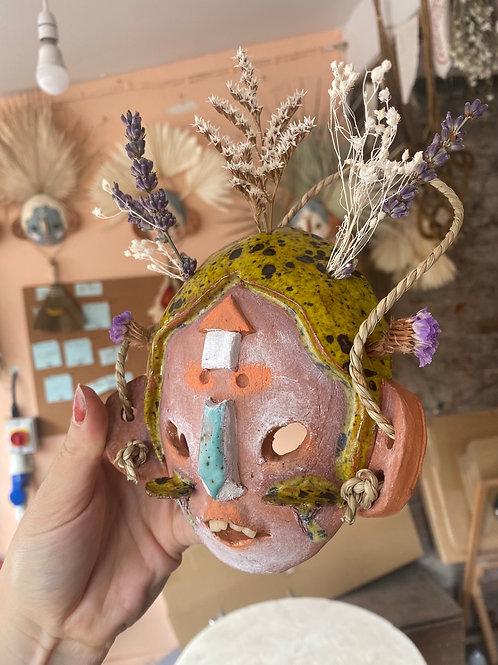 Mushroom Home Guardian Mini Mask
