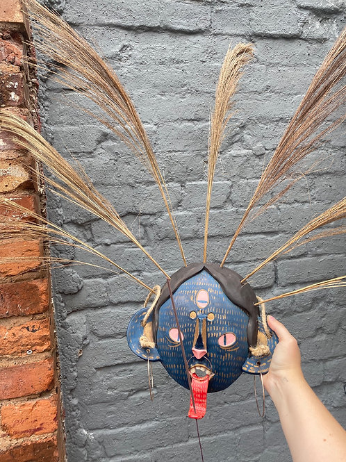 Kali Ma Incense Mask