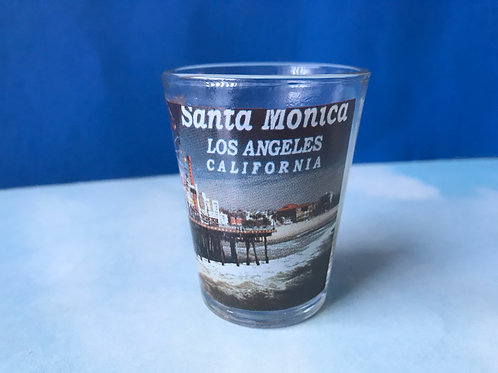 Shot Glass # 2 - Santa Monica