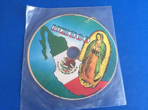 Mexico - La Virgen De La Guadalupe