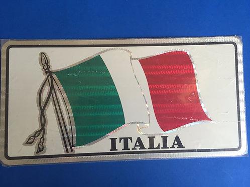 Italy license Plate - Tablila de Italia
