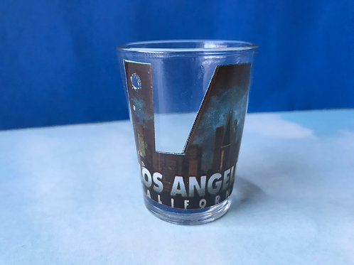 Shot Glass # 1 - Los Angeles