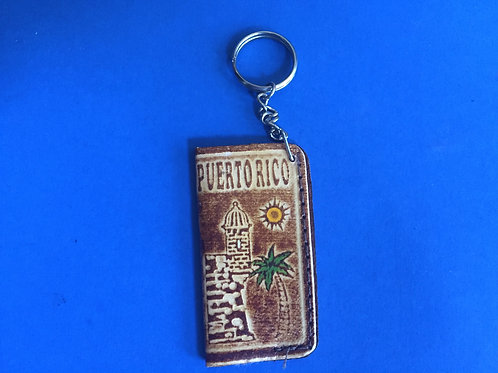Key chain - Puerto Rico - Llavero