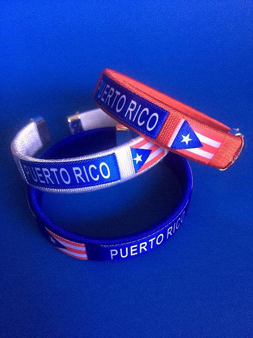 Bracelet / Pulsera - Puerto Rico