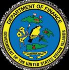 Department of Finance USVI