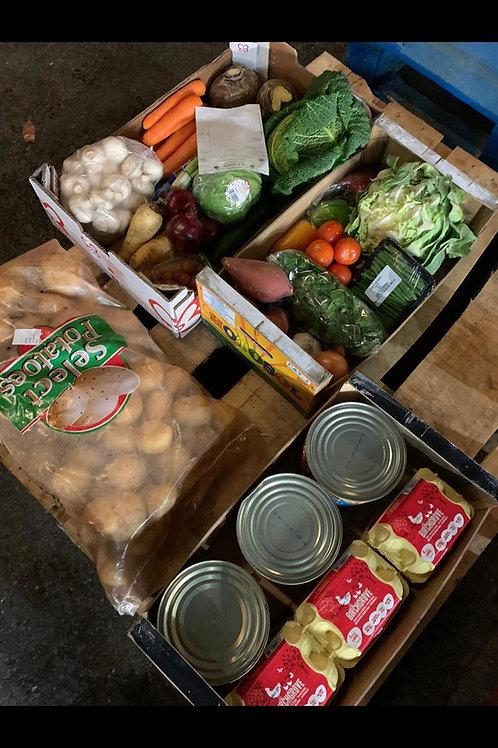 £40 Veg & Salad Box