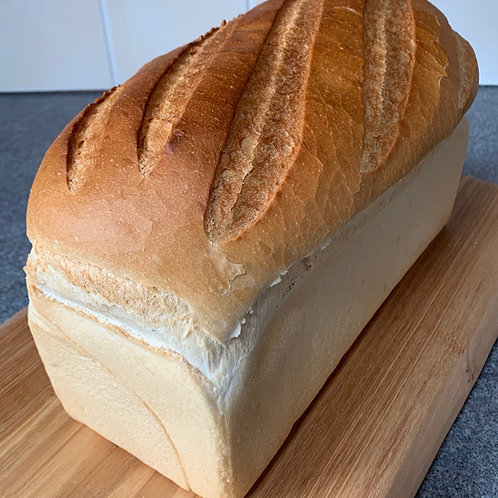 White Tin Loaf - Thick Cut