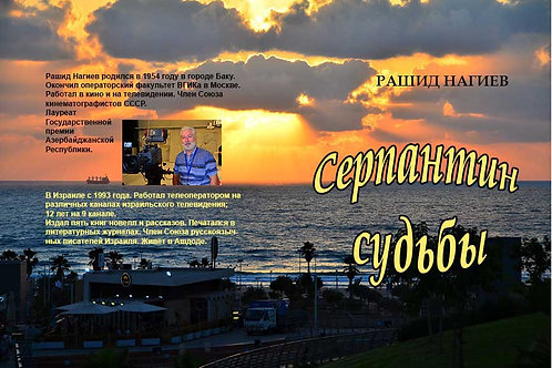 Рашид Нагиев. Серпантин судьбы. Электронная книга