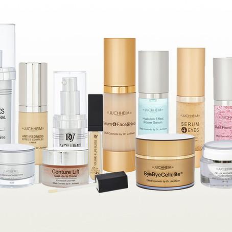Warum ich mit Produkten von Dr. Juchheim Kosmetik arbeite