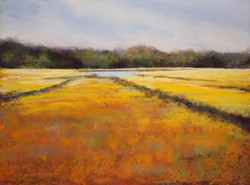 Vibrant Marsh