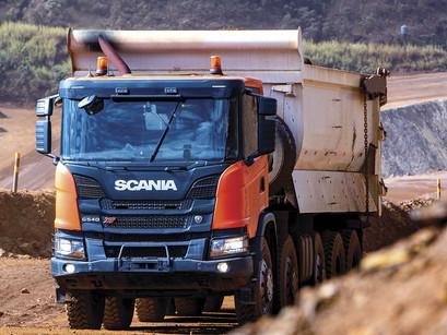 Scania do Brasil reestrutura área de vendas e soluções