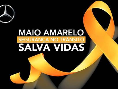 MB lança vídeo emocional em campanha para o Maio Amarelo