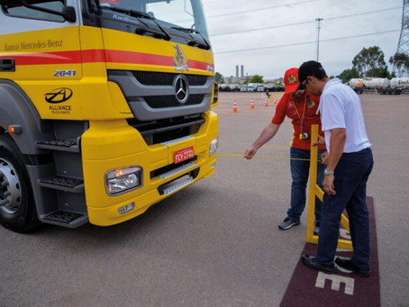 Rodeio de Caminhões se adequa às regras de prevenção da covid-19