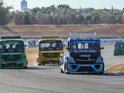 Revista Eu Amo Caminhão: Copa Truck e TCR South America se unem para grande encontro em Goiânia