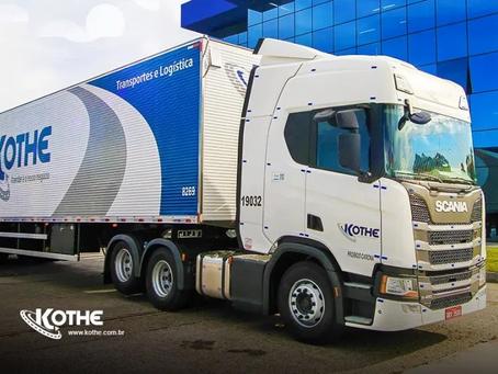 Kothe Transportes abre escola para formação de motoristas carreteiros