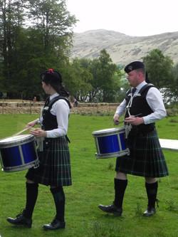 Ullapool Pipe Band