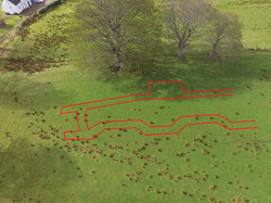 The German Trench Layout