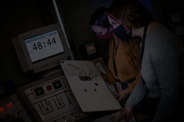 Hounds Escape Game Experiences Crawley West Sussex best escape rooms 5 star rated