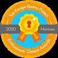Hounds Escape Game Experiences Crawley West Sussex terpeca award nominted escape rooms