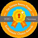 Hounds Escape Game Experiences Crawley TERPECA Award Nominated Escape Rooms West Sussex