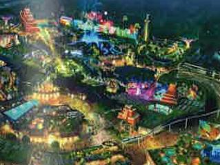 Nuevo parque temático