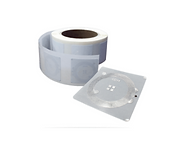 Etiquette plastique adhésive RFID 13,56 MHz